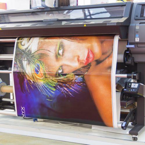 P21 Wide Format Printer